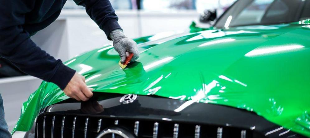 Car wrap, wrappen, changeofcolour