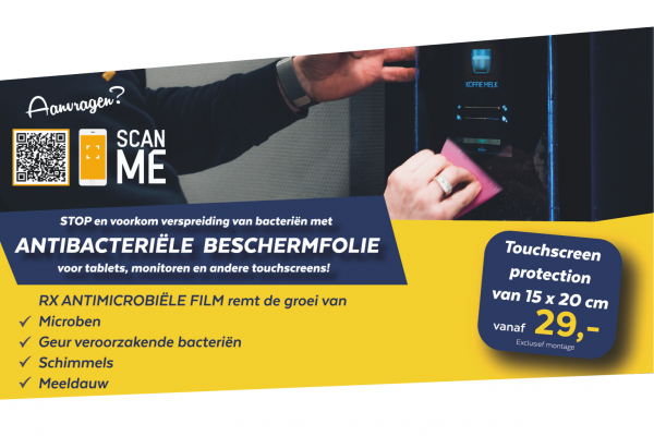 XPEL, beschermingsfolie, lakbescherming, autolak bescherming, ultimate plus, RX antimicorbieel, stealth, trac wrap, succes signs, steenslag, touchscreen protection bescherming